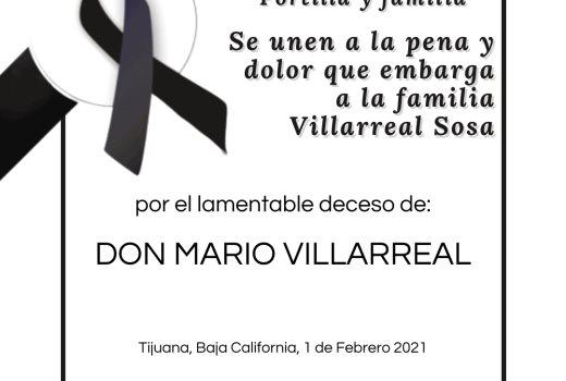 Don Mario Villarreal