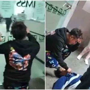 Hombre muere en puerta de hospital; no tenía Covid, dice familia