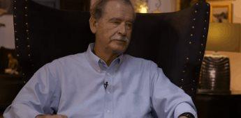 Vicente Fox fue víctima de comedia de Backdoor y lo dejan callado