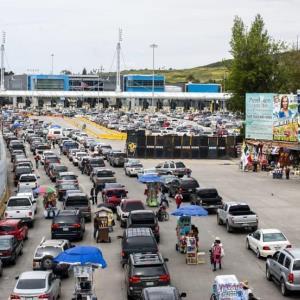 Cierre temporal de frontera entre México y EE.UU continúa: Consulado General de EE.UU en Tijuana