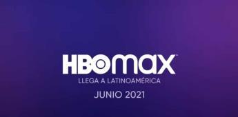 La plataforma de streaming, HBO Max llegará a México en junio de 2021