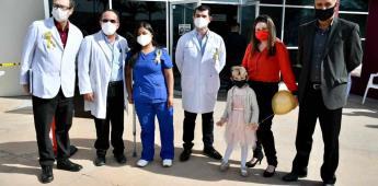 Detección oportuna del cáncer infantil puede salvar vidas
