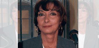 Fallece Lucía Guilmáin a los 83 años de edad