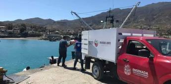 Avanza Isla de Cedros en la prestación de servicios públicos