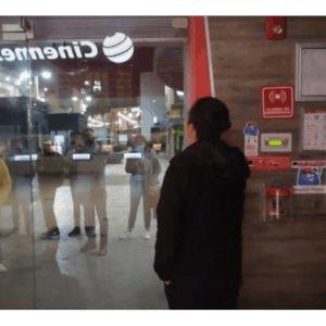 Se graba cierre de sucursal de Cinemex en Tijuana y se viraliza