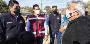 Da alcalde Armando Ayala Robles banderazo de arranque a red de agua potable