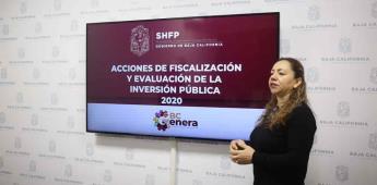 Secretaría de Honestidad supervisó 1,305 obras en el estado durante el ejercicio 2020