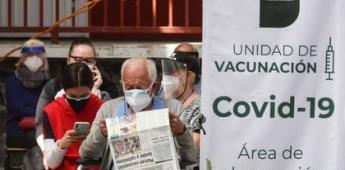 Registran 98.6% de abuelitos vacunados contra Covid en 3 alcaldías.