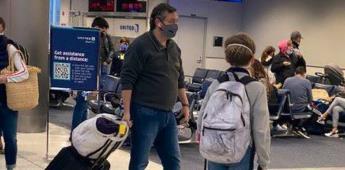 Mientras Texas sufre nevada y sin luz, Ted Cruz se va a Cancún.