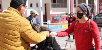 Entrega ayuntamiento apoyos económicos a jóvenes estudiantes de Tijuana.