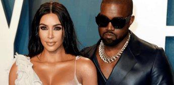 Kim Kardashian le pide el divorcio formalmente a Kanye West