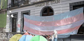 CNDH exige a Puebla legislar a favor de personas trans