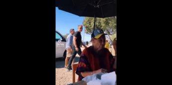 Se captó al chef Gordon Ramsey en Valle de Guadalupe y se viralizó en TikTok