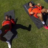 El Club Tijuana ya se encuentra en Nuevo León listos para disputar el partido de la jornada 7