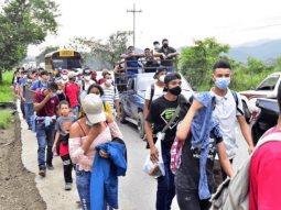 Prevén apoyar a 26 mil migrantes con nueva política