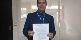 Periodista Víctor Arteaga busca combatir corrupción desde el Congreso