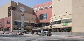 Cinemex en línea cierra; solo hay boletos para autocinema.
