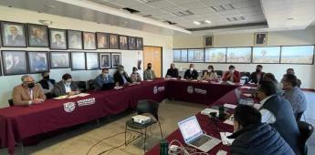 Trabaja Gobierno Ensenada en proceso de entrega al municipio de San Quintín