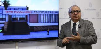 Reubicación de la biblioteca Benito Juárez, significa crear el Centro Cultural Correo