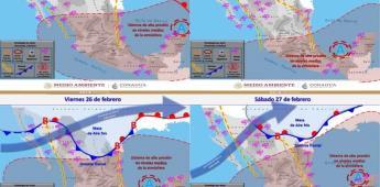 Informa Protección Civil sobre pronóstico de Condición Santa Ana