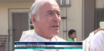 Declaran culpable al Padre Aristeo Baca por violación en Chihuahua.