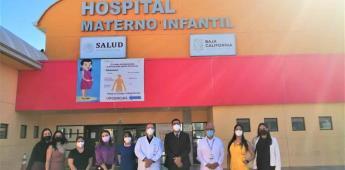 Culminan estudios de especialidad en ginecología residentes del Hospital Materno Infantil