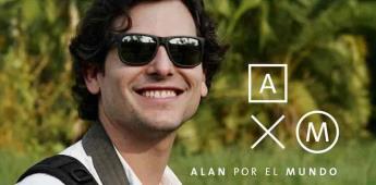 Alan por el mundo recorre Baja California Sur