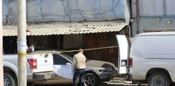 Asesinan a hombre justo antes de entrar a su casa