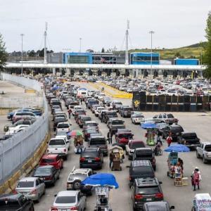 Restricciones a viajes no esenciales en la frontera vigentes hasta el 21 de marzo