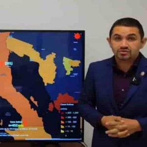 Alarmante tasa de reproducción de Coronavirus en Tijuana y Tecate: Pérez Rico