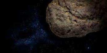 Encuentran pedazo de un planeta más antiguo que la Tierra