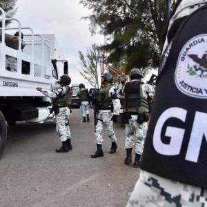 Prohíben a Guardia Nacional perseguir a delincuentes en Baja California