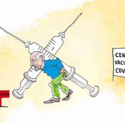 Vacunación Covid-19 en Tijuana