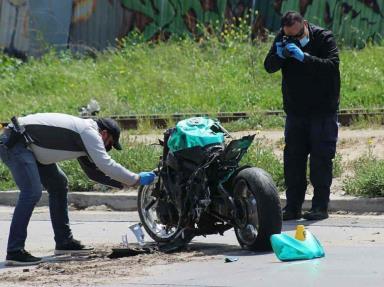 Motociclista muere decapitado en accidente
