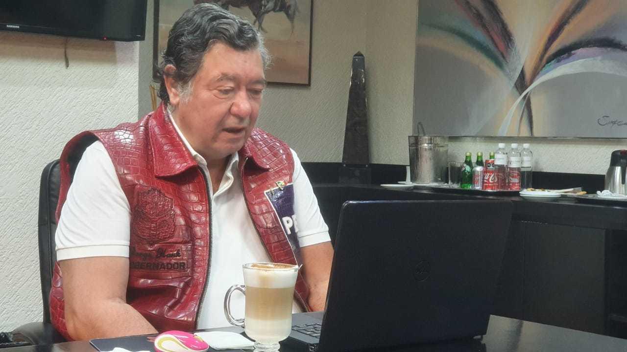Ante inicio de campañas uso electoral de programas sociales es delito grave: Alejandro Ruiz Uribe.