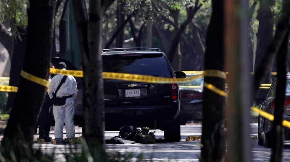 Ligan a 2 presuntos miembros de CJNG con ataque a Harfuch y Sandoval