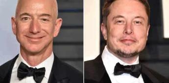 Bezos y Musk encabezan extensa lista de millonarios de Forbes