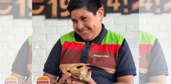 Niño del oxxo reaparece nuevamente en una publicidad de Burger King