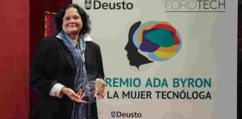 Premio Ada Byron, a la Mujer Tecnóloga