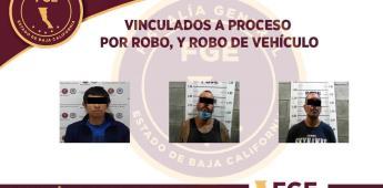 Obtiene la FGE vinculación a proceso para sujeto por robo con violencia