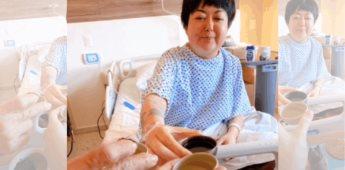 Piden ayuda para Aiko, viuda de Akira, fundador de revista Atomix