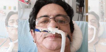 Hermano de médico fallecido reclama irresponsabilidad de la gente que salió de vacaciones