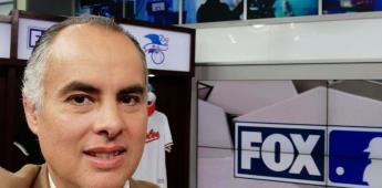 Narrador de beisbol renuncia al aire en Fox Sports