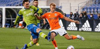 La Pretemporada Continuó en la Ciudad Esmeralda Ante un Gran Oponente de la MLS