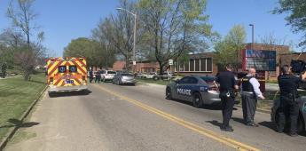 Reportan tiroteo en secundaria de Tennessee; hay varios heridos