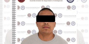 Cumplimenta Fiscalía General del Estado aprehensión por secuestro agraviado