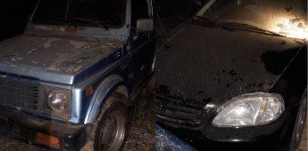Fiscalía de Tecate recupera cinco vehículos robados en Ensenada