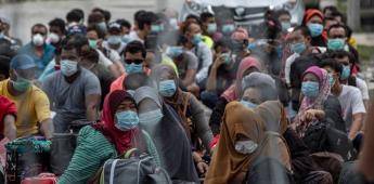 Deportan por Tijuana a migrantes indocumentados que llegan a Texas