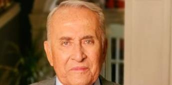 Fallece el primer actor Patricio Castillo