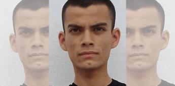 Pesquisa de hombre de 23 años, Saúl Alejandro Rivera López